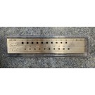 Steel Drawplates - Italy - SQUARE