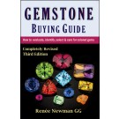 Gemstone Buying Guide: How to Evaluate, Identify, Select & Care For Colored Gems, Third Edition