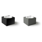 Mirror Top Turntable - Black or Grey - Ø70mm